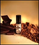 COCOA ABSOLUTE PERFUME 5 ml - Single Note Chocolate in Organic Cane Sugar Alcohol