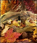 FOXCROFT PERFUME OIL 5 ml - Decaying Leaves, Rich Black Soil, Dry Leaves, Fall Air, Woods, Chimney Smoke