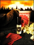 MAINE MOON PERFUME OIL 5 ml - Crisp Fall Air, Wood Smoke, Leather Seats & Concessions of Root Beer, Popcorn & Chocolate Covered Caramels