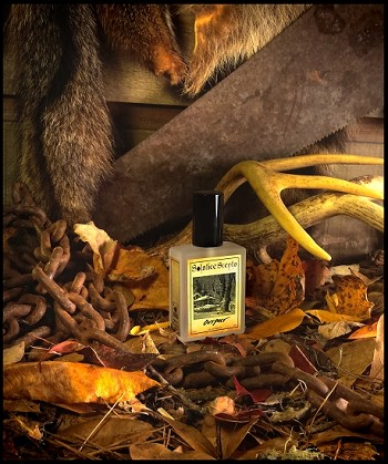 OUTPOST (EDP) 60 ml Perfume Spray - Sugar Crystals, Spruce, Fir, Patchouli, Soft Woods, Bayberry, Mistletoe, Amber