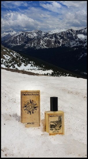 WHITE FOX EAU DE PARFUM (EDP) 60 ml Perfume Spray - Vanilla Musk, White Fur, Woods, Snow Laced With a Vein of Dirt